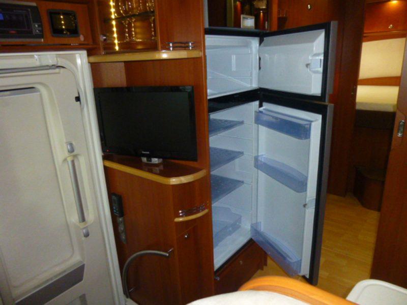 08 mde Kühlschrank Concorde